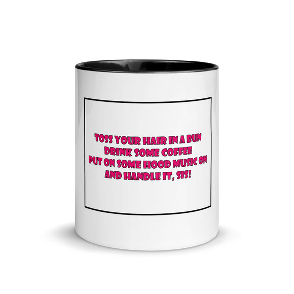 Handle It, Sis Mug - Calisa's Closet