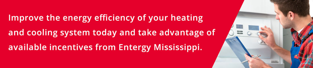 A/C Tune-Up Program for Entergy Mississippi customers