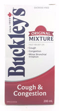 Load image into Gallery viewer, BUCKLEY'S ORIGINAL MIXTURE 200ML - NorthernVitality.us