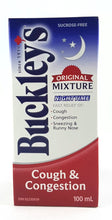 Load image into Gallery viewer, BUCKLEY'S BEDTIME COUGH MIXTURE 100ML - NorthernVitality.us
