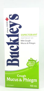 BUCKLEY'S MUCOUS & PHLEGM 150ML - NorthernVitality.us