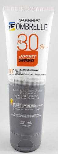 OMBRELLE SPORT ENDURANCE LOTION SPF 30 231ML - NorthernVitality.us