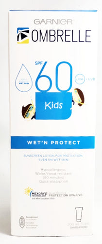 OMBRELLE SPF 60 KIDS WET'N PROTECT 200ml - NorthernVitality.us