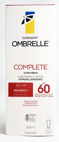 OMBRELLE COMPLETE SPF 60 200ml - NorthernVitality.us