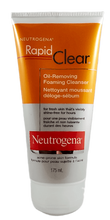 Load image into Gallery viewer, NEUTROGENA RAPID CLEAR CLEANSER FOAM 175ML - NorthernVitality.us