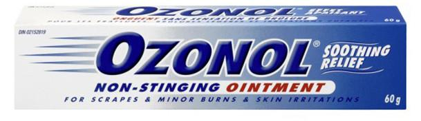 Ozonol Non-stinging Ointment 60g - NorthernVitality.us