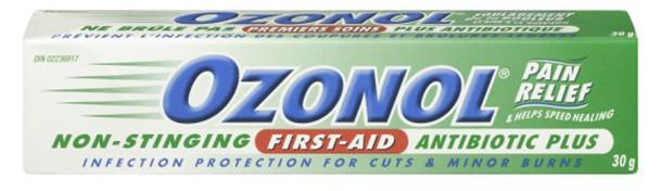 OZONOL ANTIBIOTIC PLUS OINT 30G - Queensborough Community Pharmacy
