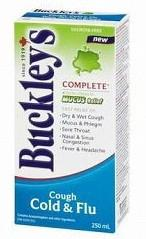 BUCKLEY'S CMPLT + MUCOUS RELF 250ML - NorthernVitality.us
