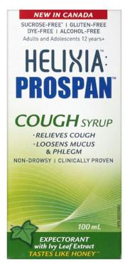 HELIXIA PROSPAN ADULT COUGH SYRUP 100ML - NorthernVitality.us