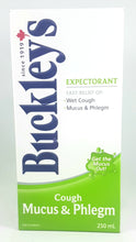 Load image into Gallery viewer, BUCKLEY'S EXPECTORANT 250ML - NorthernVitality.us