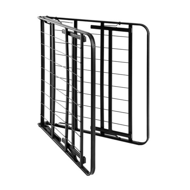 Smarthouse Collections Metal Bed Frame Folded