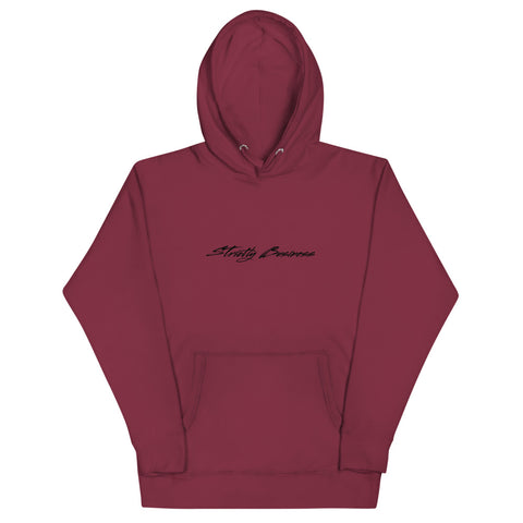 Strictly Business Premium Hoodie