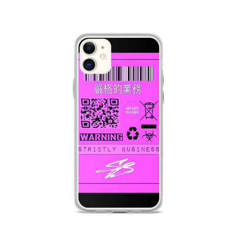 SB iPhone Case