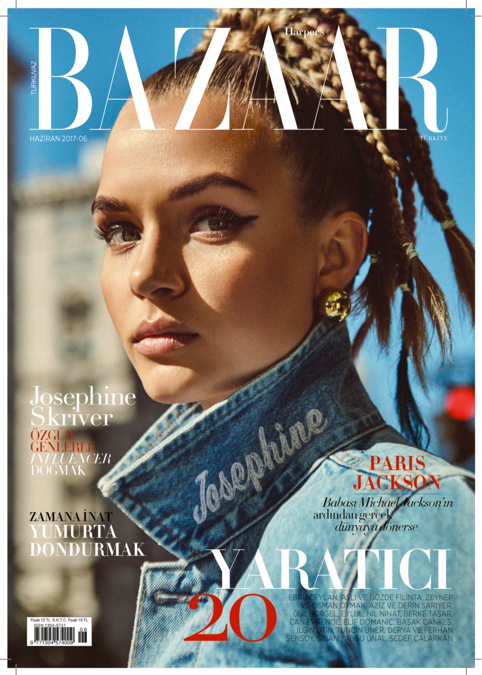 HARPERS BAZAAR June 2017