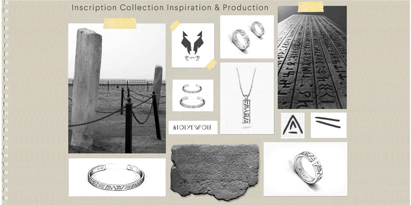 Inscription Collection Inspiration & Production