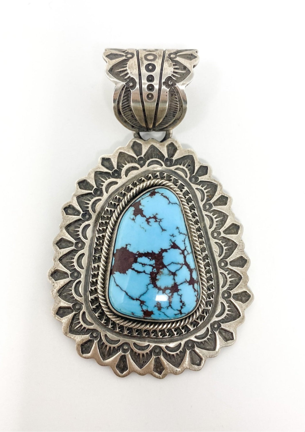 Egyptian Turquoise Pendent