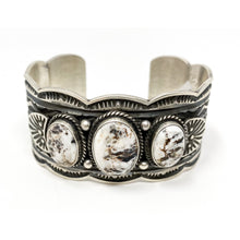 Load image into Gallery viewer, White Buffalo Cuff