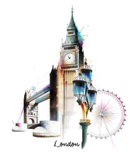 Load image into Gallery viewer, City of London – Art Print