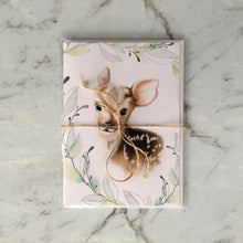Load image into Gallery viewer, Fawn Greeting Card