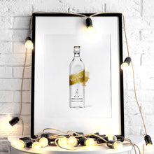 Load image into Gallery viewer, Johnnie Walker Gold Label – Art Print