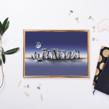 Load image into Gallery viewer, Stonehenge wall art