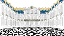 Load image into Gallery viewer, The Sun Palace – Art Print