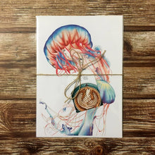Load image into Gallery viewer, Jellyfish Art Print