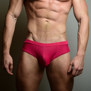 BASIC RED swim brief