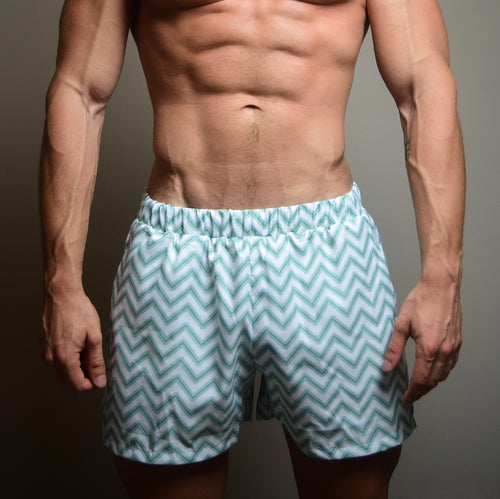 MINT swim shorts