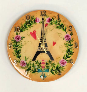 Effel Tower Clock