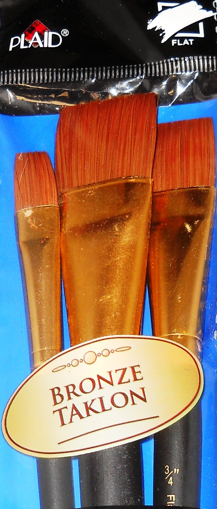 FA 3 PIECE VALUE BASE COAT BRUSHES