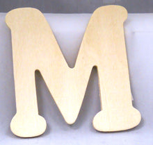 Load image into Gallery viewer, Wood Letters 4.5""