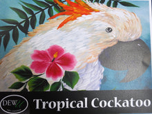 Load image into Gallery viewer, TROPICAL COCKATOO