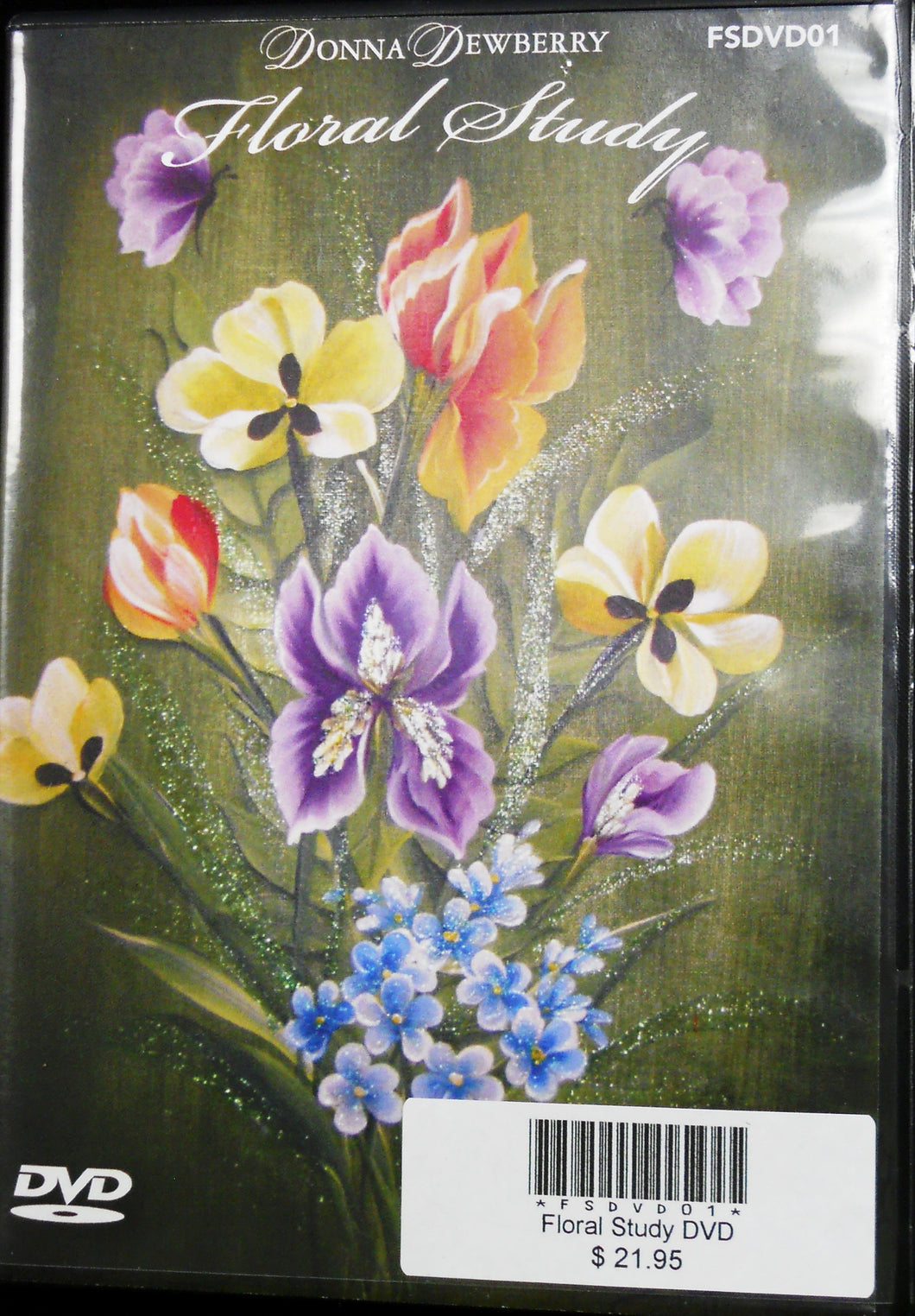 Floral Study DVD