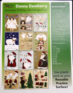 EXCLUSIVE HOLIDAY WORKSHEET PK