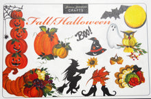 Load image into Gallery viewer, FALL HALLOWEEN Recipe Cards