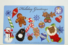 Load image into Gallery viewer, Holiday Greetings - Recipe Cards