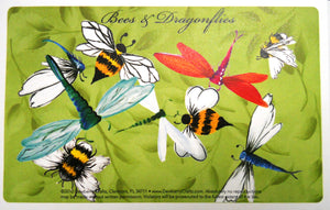 BEES AND DRAGONFLIES Recipe Card