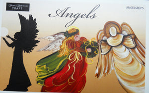 ANGELS - Recipe Card