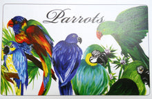 Load image into Gallery viewer, PARROTS recipe card