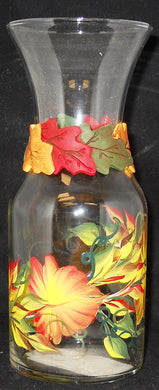 Harvest Leaves Decanter