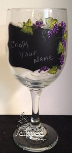 Chalk Board Glass