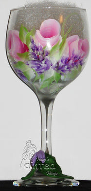 Rosebud Glass
