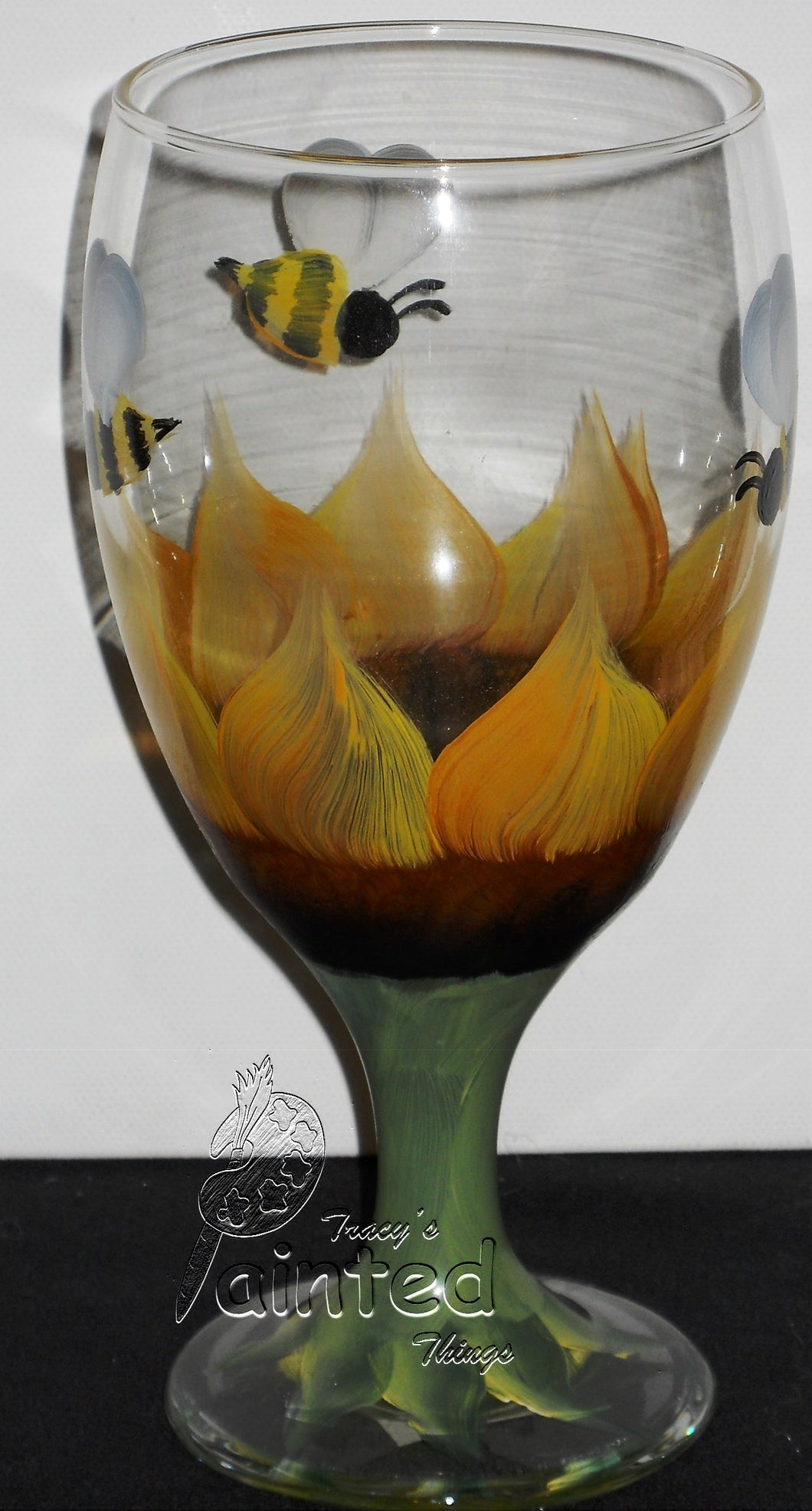 Sunflower Glass