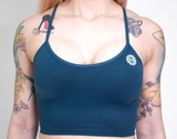 Women's Star Stoned Seamless Bra- Assorted Colors