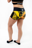 Women's Danger Workout Shorts