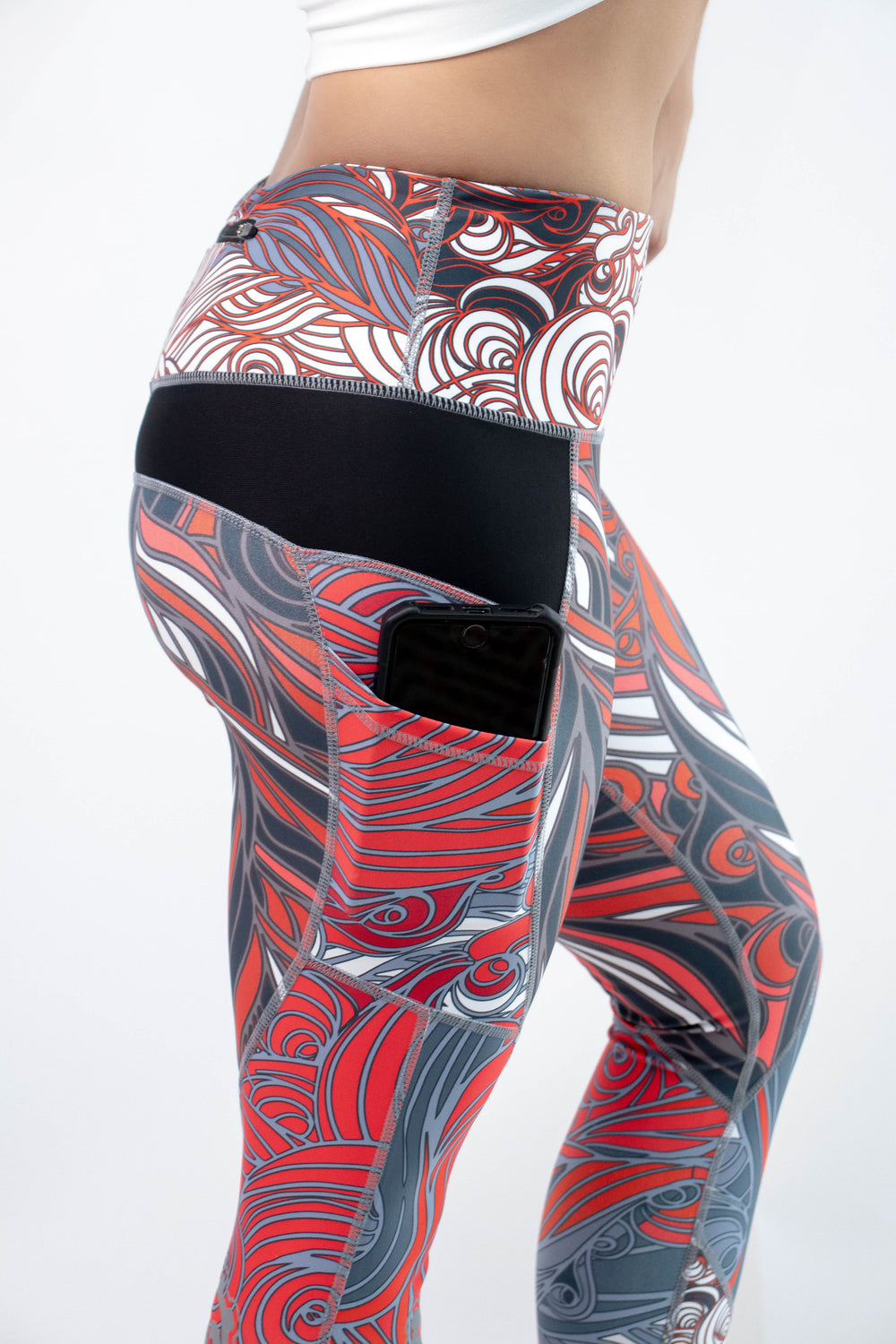 Women's Phoenix Rising Workout Capri