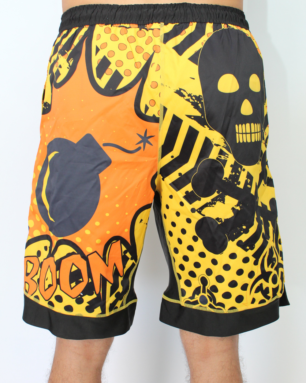 Men's Danger Workout Short