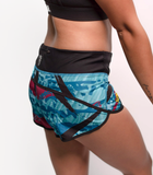 Women's Magnus Tourmaline Workout Shorts