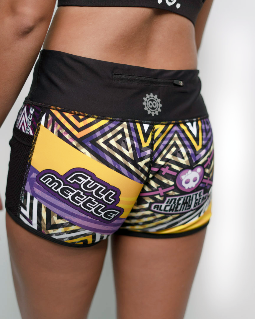 Women's Noble Mettle Workout Shorts